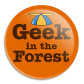 Geek in the Forest Button