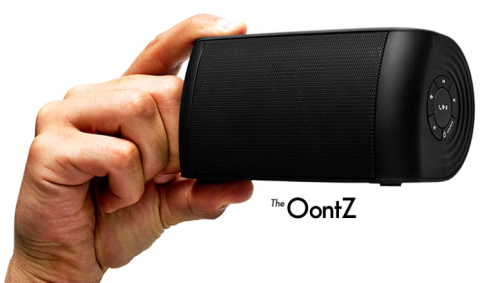 The Oontz Portable Bluetooth Speaker