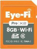 Eye-Fi Pro X2 8 GB