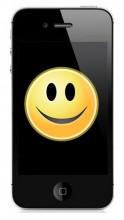 Happy iPhone4s