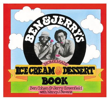 Ben & Jerry's Homemade Ice Cream & Dessert Book